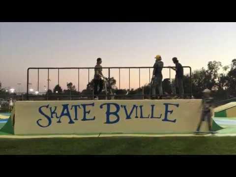 Skate Bentonville