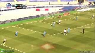 Гол Игорь Смольников Зенит - Локомотив 1-1 (5-3) Финал Суперкубок России 2015