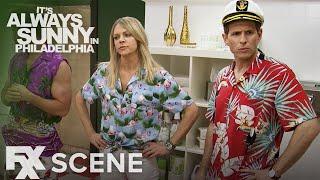 It's Always Sunny In Philadelphia | Season 13 Ep. 6: Charlie's Pink Heels Scene | FXX