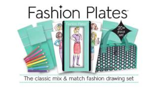 Fashion Plates® Deluxe & Expansion Sets