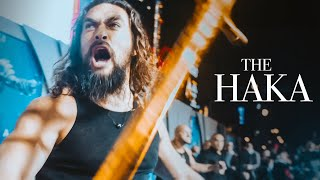Download Video HAKA | Aquaman Premiere | Jason Momoa MP3 3GP MP4