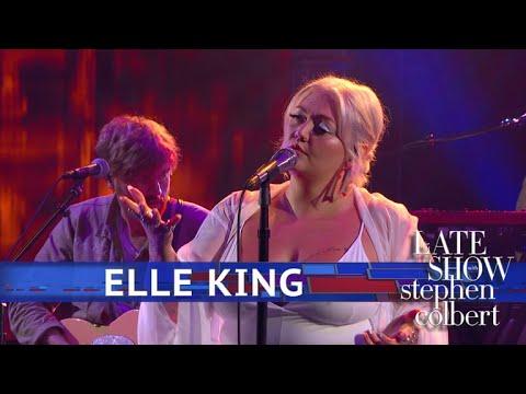 Elle King Performs 'Shame'