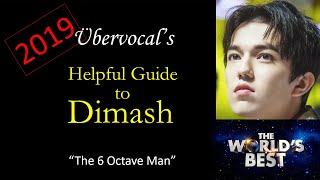 2019 Helpful Guide to Dimash: Man with Widest Vocal Range (6 Octaves) Димаш
