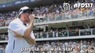 ● Original HD - Legendado - Charlie Brown Jr - Homenagem Ao Santos Futebol Clube ●