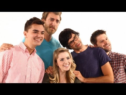 Behind the Scenes with Rhett & Link!