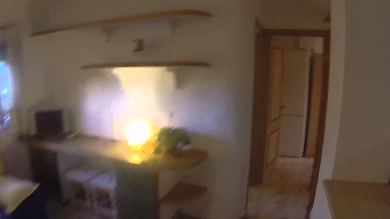 Piso de 2 habitaciones con aire acondicionado en alquiler en La Macarena
