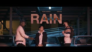 Rain Ft. Plutónio, Richie Campbell