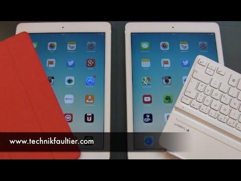 iPad Air 2 - Funktionieren alte Smart Cover, Cases und Tastaturen