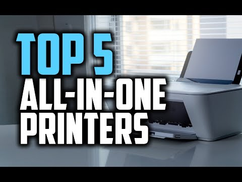 Best All-In-One Printers in 2018 – Which Is The Best All In One Printer?
