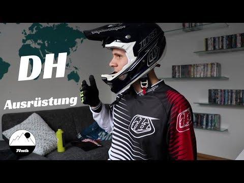 Meine Downhill / Enduro Ausrüstung! 😍 Erfahrungen mit Helm, Protektoren, Schuhe, ...