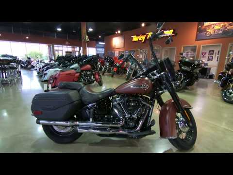 2018 Harley-Davidson Softail Heritage Classic 114 FLHCS