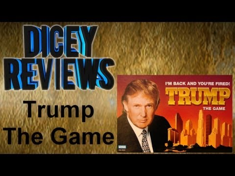 Trump the Game - Dicey Reviews