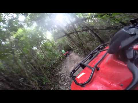 2015 Cancun ATV Riding