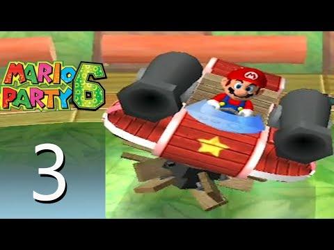 Mario Party 6 - Towering Treetop [Part 3]