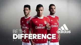 Video Oficial Adidas Nova Camisola Do Benfica