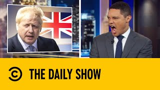 Chaos In Parliament As Boris Johnson Loses Brexit Vote | The Daily Show With Trevor Noah
