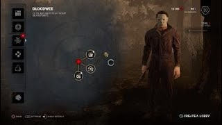 Dead by Daylight Michael Myers Game 1