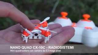 drone parrot test