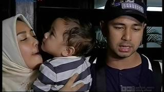 Raffi Dan Gigi Pulang Umroh  - Seleb On News (24/2)