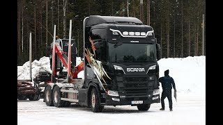 Slideshow With The New Scania R & S & G Series Part 2 Full HD 1080P
