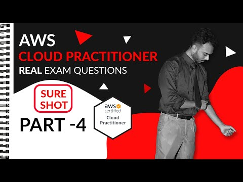 AWS Certification Exam Questions - Cloud Practitioner : Part 4 ...