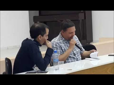 Papo Literário com o escritor Paulo Scott