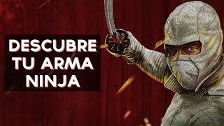 Que arma Ninja va con tu estilo y personalidad? Descubre cuál es tu arma Ninja con este divertido test! ↠↠ ¡No te olvides de suscribirte para no perderte ...