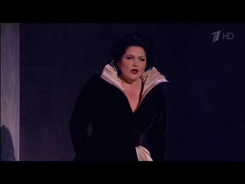"""Hibla Gerzmava -Pace,pace,mio Dio G.Verdi """"La Forza del Destino""""  Леонора - """"Сила судьбы"""""""