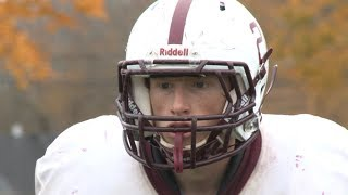 Time on the scout team with East Lyme's Nate Highman