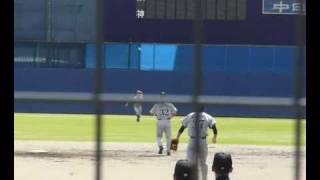 20070917_阪神タイガース_外野守備練習