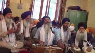 preview picture of video 'akj kirtan samagam   srinagar (barahamullah) 11june 2014 by bhai sukhwinder singh'