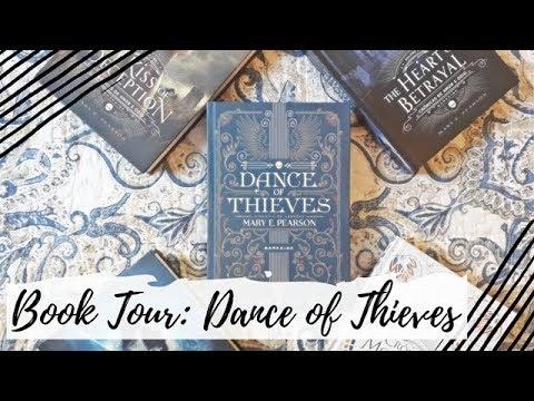 Book Tour: Dance of Thieves   Um Livro e Só