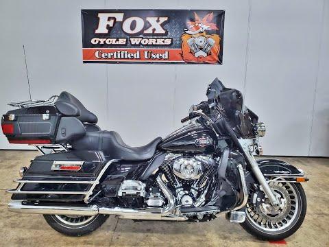 2012 Harley-Davidson Ultra Classic® Electra Glide® in Sandusky, Ohio - Video 1