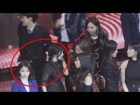 TWICE Nayeon and IU Senpai Full Love Story (Every Single Moments)