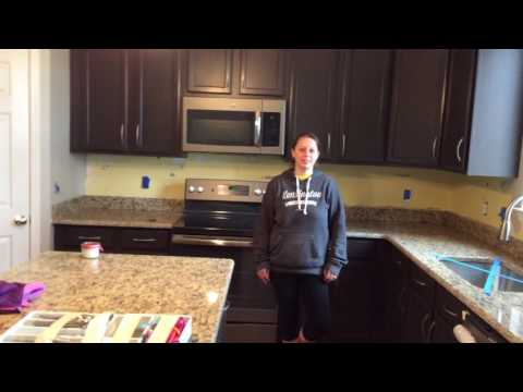 Rochester Hills MI, Interior Kitchen Cabinet Painting Video Testimonial
