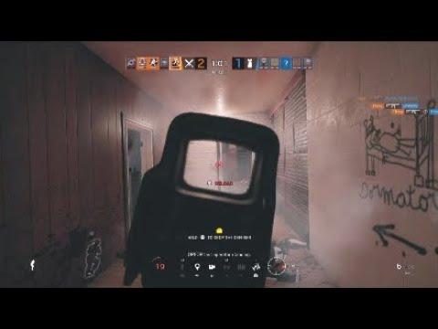 HITTING UNTHINKABLE SHOTS - Rainbow Six Siege Console Diamond