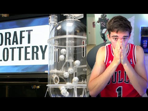 2019 NBA LOTTERY (Live Reaction) - Chicago Bulls Fan Reacts!