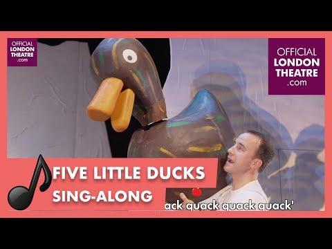 Five Little Ducks Singalong