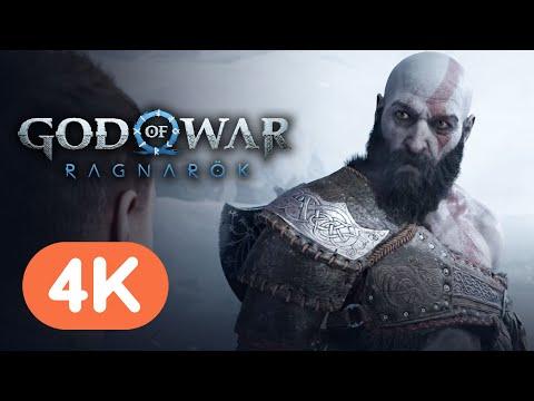 God of War: Ragnarok – Official Gameplay Trailer (4K) | PlayStation Showcase 2021