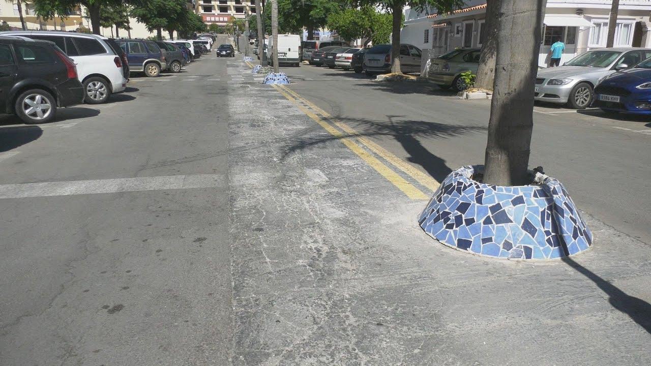 Se realizarán tres importantes obras dentro del Plan Málaga