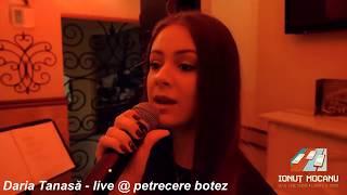 Daria Tanasă & Dj Ionut Mocanu - povestea noastra (cover directia 5)