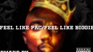 DJ Khaled - I Feel Like Pac, I Feel Like Biggie [Instrumental CDQ]