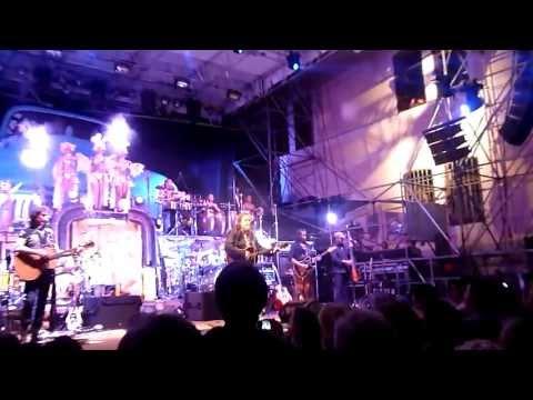 Zucchero Live in Tarvisio Ave Maria no morro