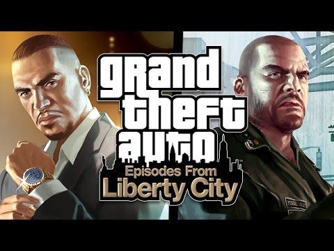 Как скачать GTA IV Episodes From Liberty City?