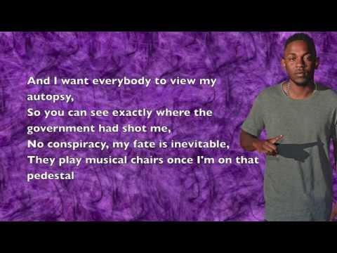 Kendrick Lamar - HiiiPower - Lyrics