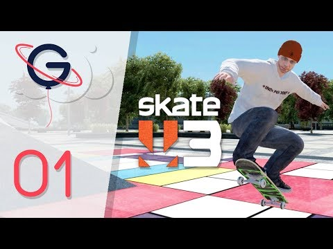 SKATE 3 FR #1 : Le fun absolu !