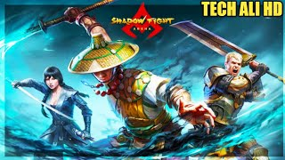 Shadow Fight Arena First Gameplay [REDMI NOTE 9S] Officially Lunch Globly Shadow Fight #techalihd