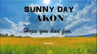 Sunny Day Lyrics | Akon Ft. Wyclef