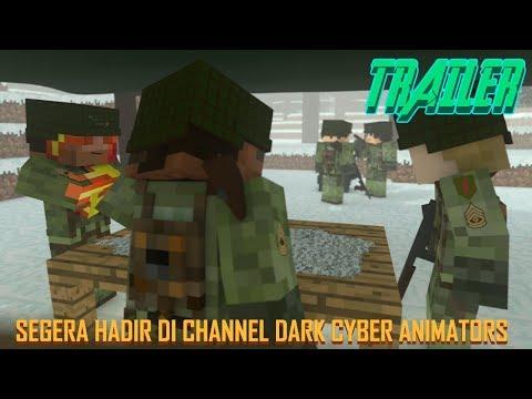 Battle of The Bulge Trailer - Minecraft Animation ~ Dark Cyber Animators