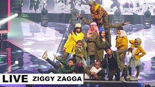 Ziggy Zagga Live Performance 3 TV SEKALIGUS